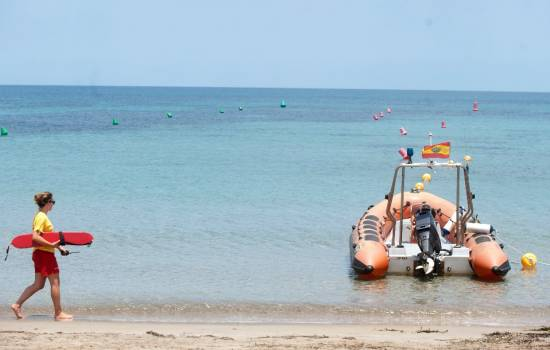 ​Torrevieja introduces pilot scheme to reduce maritime rescue response times