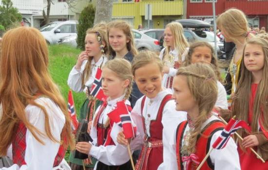 ​The Norwegian community of Torrevieja celebrates National Day