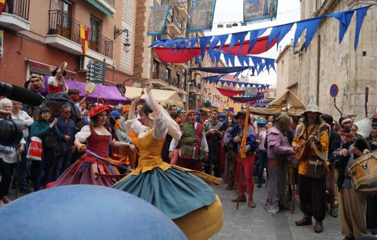 ​Orihuela Medieval Market to return in February