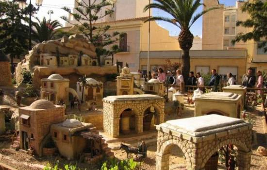 ​Orihuela and Torrevieja Nativity scenes now open