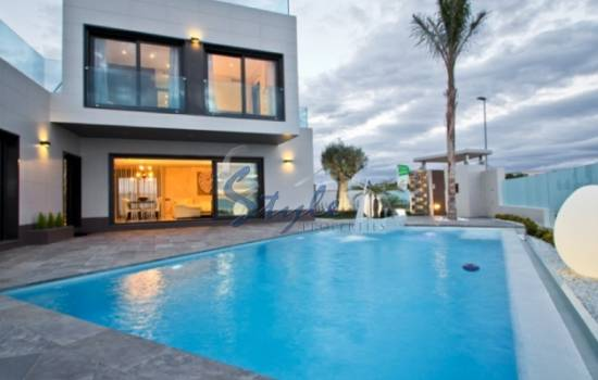 ​New build property for sale in Campoamor, Costa Blanca