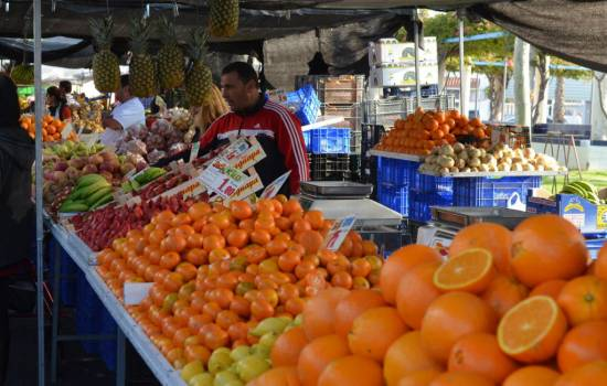 Torrevieja market finally on the move