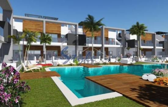 Townhouses for sale in Torrevieja, Costa Blanca, Spain