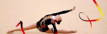 Torrevieja hosts Iberdrola Rhythmic Gimnastics Circuit Competition