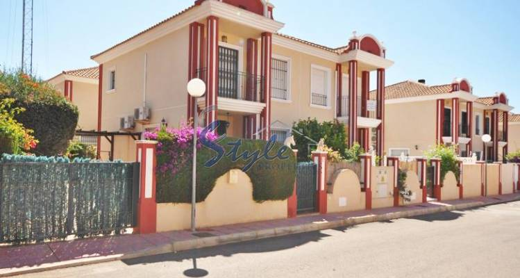 Townhouse near the beach for Sale in Campoamor, Costa Blanca, Spain 022-1