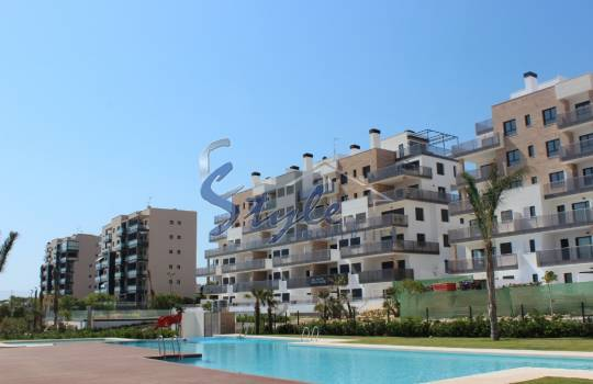 Apartment - New build - Mil Palmerales - Mil Palmeras