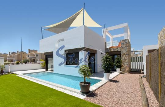Detached Villa - New build - Cabo Roig - Cabo Roig