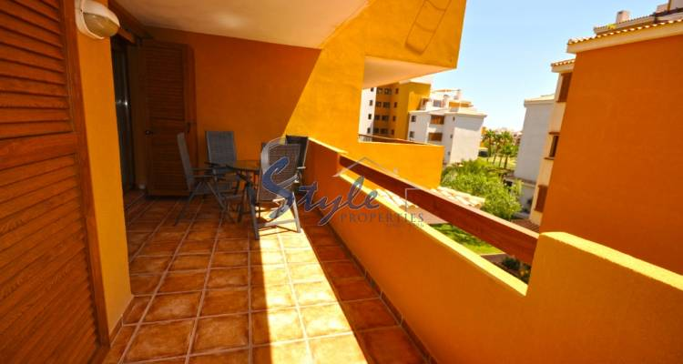 Apartment for sale in La Entrada, Punta Prima, Costa Blanca - Terrace