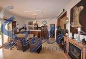 Villa with large plot for sale in La Marina, Costa Blanca - living room
