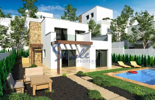 Detached Villa - New build - Ciudad Quesada - Ciudad Quesada
