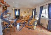 Ground floor apartment for sale in La Campana, Punta Prima, Costa Blanca -Living room