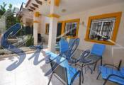 Ground floor apartment for sale in La Campana, Punta Prima, Costa Blanca - Front terrace