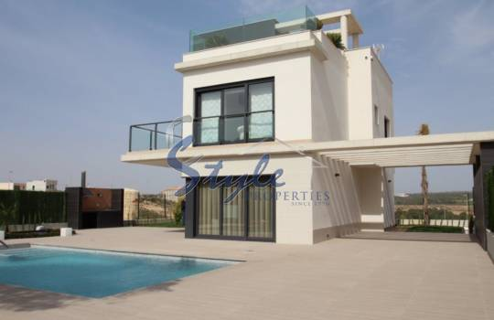 Villa - New build - Punta Prima - Punta Prima