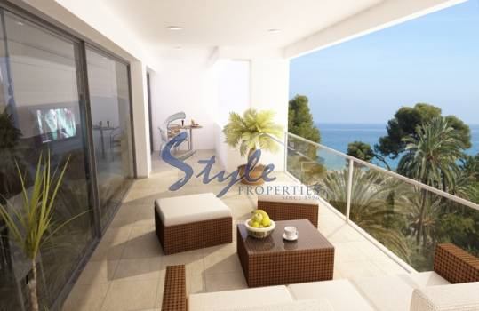 Apartment - New build - Villajoyosa - Villajoyosa