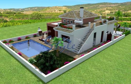 Semi Detached House - New build - Los Alcázares - Los Alcazares