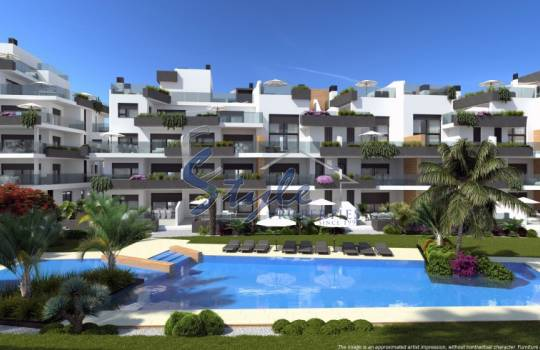 Apartment - New build - Los Dolses - Los Dolses