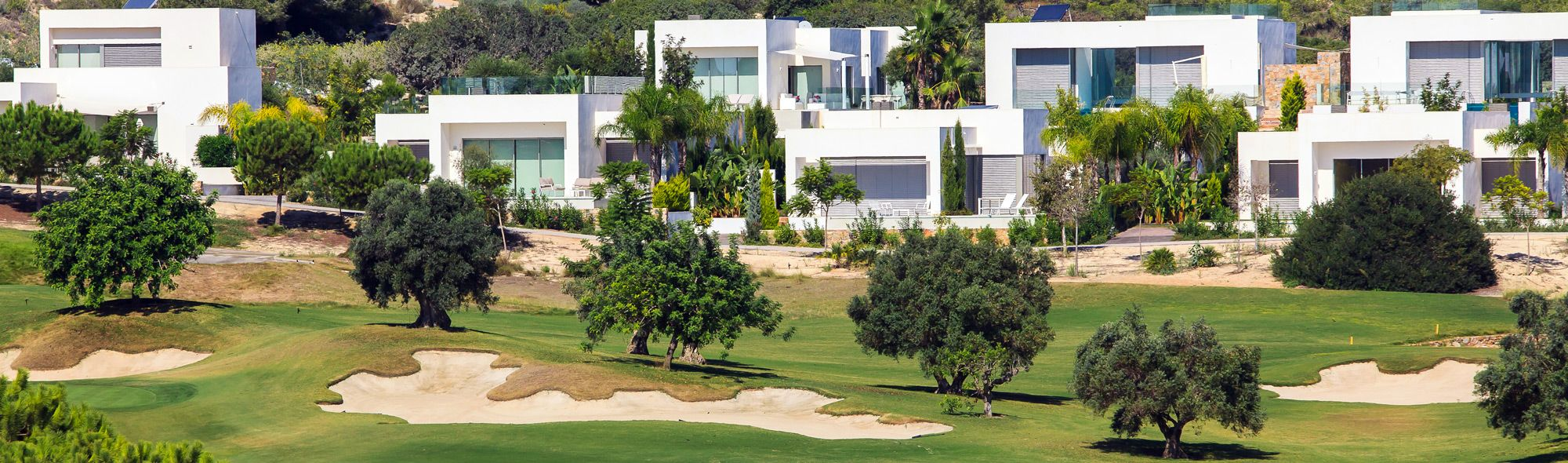 For Golf Lovers - The Best Selection of Golf Properties on The Costa Blanca Area