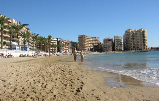 ​The Costa Blanca enjoys a warm and dry winter