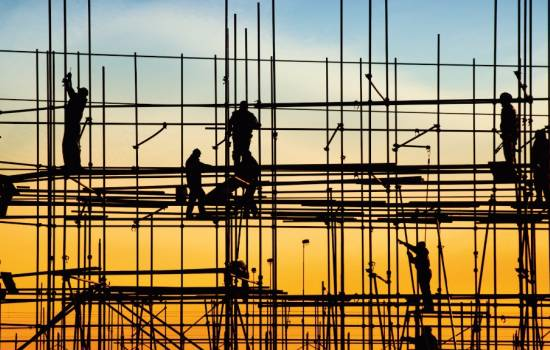 ​Construction permits for new homes in Spain up almost 40%