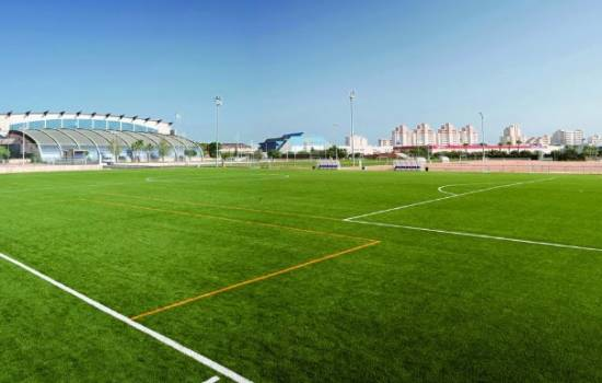 ​A Russian delegation visited Torrevieja´s sports facilities