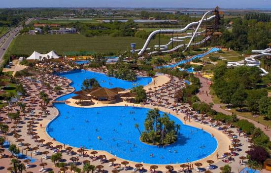 ​Aqualandia in Benidorm, chosen one of the best water parks in Europe