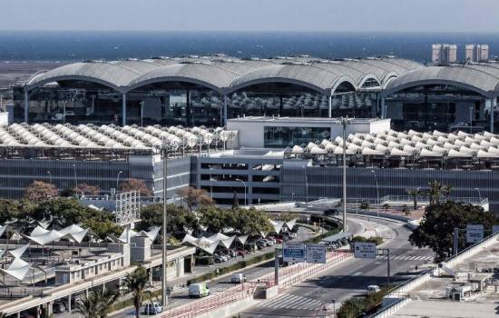 ​Alicante-Elche airport served over 12 million passengers in 2016