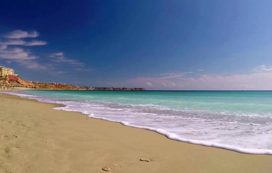 Orihuela Costa beaches obtain an A+ for water quality