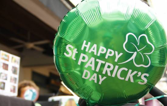 St Patrick´s Day Parade in Orihuela Costa, Costa Blanca