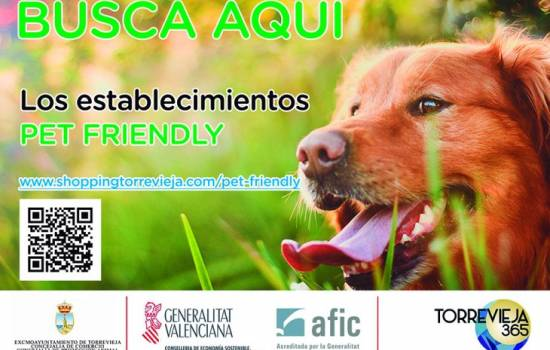 Walk your dog into these pet-friendly shops in Torrevieja