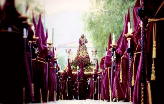 Holy Week processions in Orihuela and Torrevieja