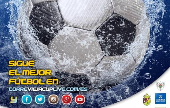 Over 1,100 players to participate in Torrevieja International Cup Youth Soccer Tournament