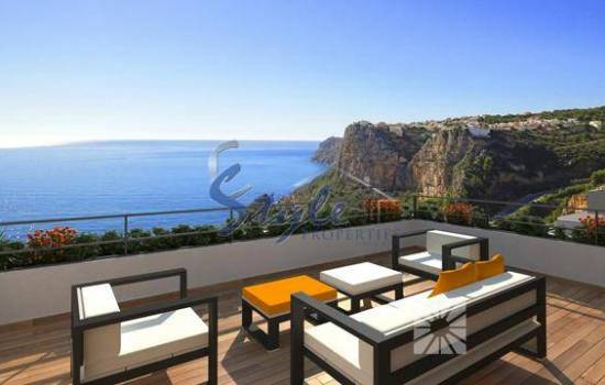 Penthouses for sale in Costa Blanca, Spain