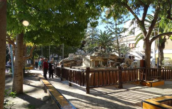 Torrevieja and Orihuela Nativity scenes now open