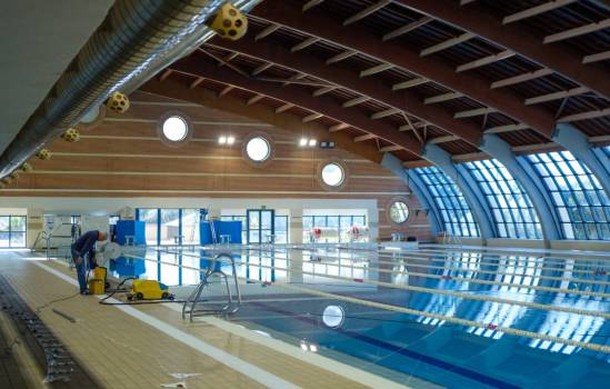 Torrevieja municipal swimming pool reopens