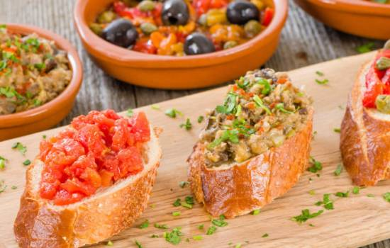 Top 5 foods to try on the Costa Blanca