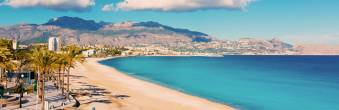 Costa Blanca, the ideal destination for the international community