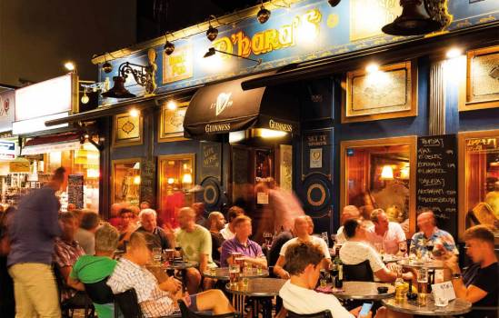 Orihuela Costa Irish Pub Crawl