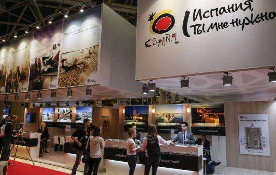 The Costa Blanca Tourist Board promotes Alicante at the Moscow Tourism Fairs