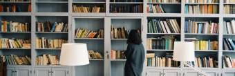 What you need to know to create a library at home