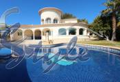 Luxury villa with private pool for sale in Benissa 301-8