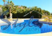 Luxury villa with private pool for sale in Benissa 301-9