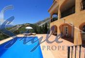 Luxury villa with panoramic views for sale in Altea, Spain 378-2