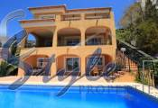 Luxury villa with panoramic views for sale in Altea, Spain 378-3