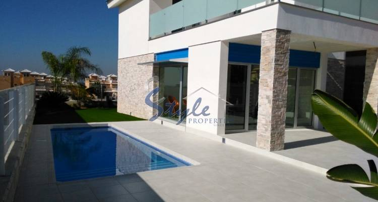 Detached villa for sale in San Fulgencio, Costa Blanca, Spain ON412-1