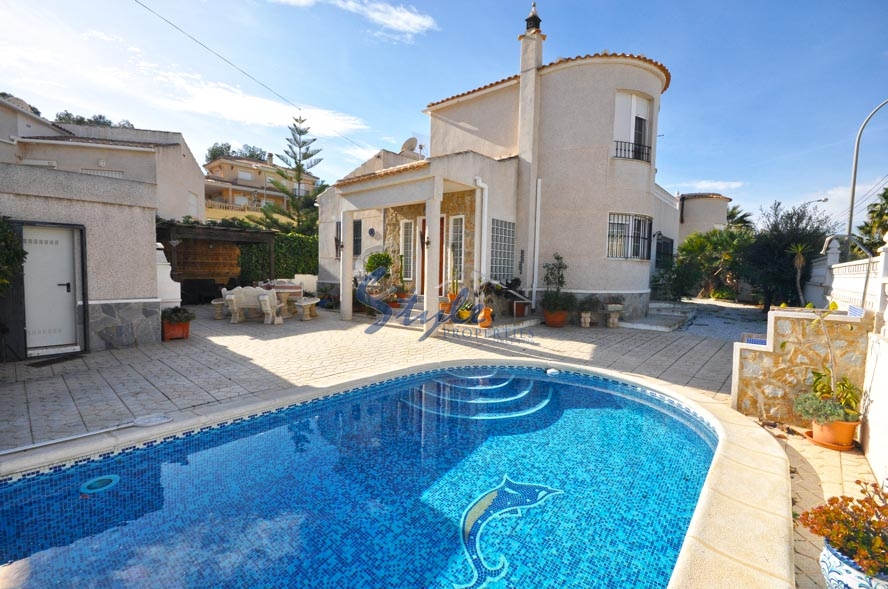 Villa with private pool for sale in san miguel de salinas for San miguel de salinas swimming pool