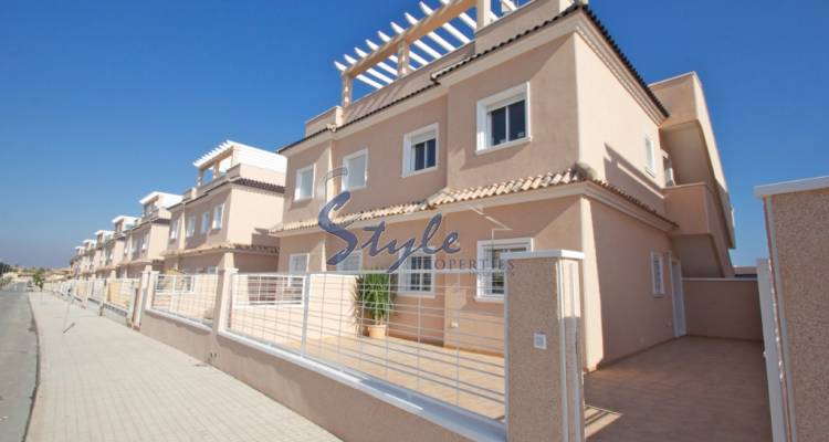 New apartments with SPA for sale in Punta Prima ON436-2