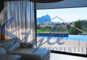 Luxury villa with private pool for sale in Calpe, Spain 436-7