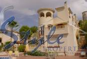 Villa with private pool for sale in Las Ramblas, Costa Blanca, Spain 509-10