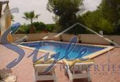 Villa with private pool for sale in Las Ramblas, Costa Blanca, Spain 509-9