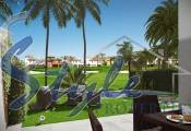 New detached house for sale in Mar Menor, Murcia ON441-4